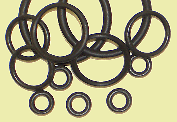 More info on Neoprene Rubber 'O' Rings