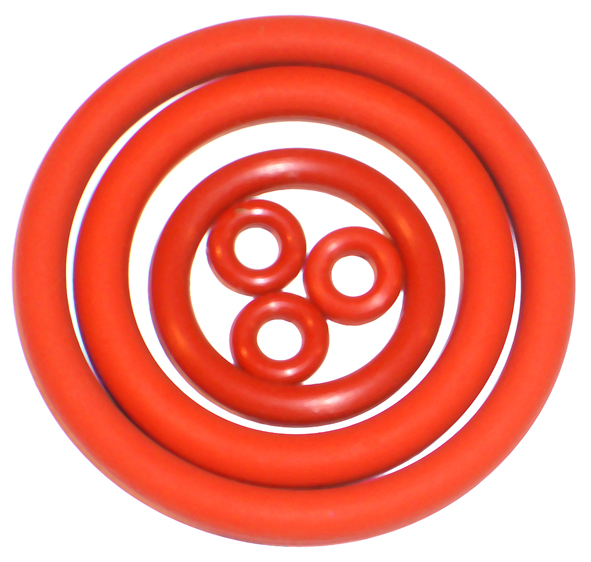 More info on Silicone Rubber 'O' Rings