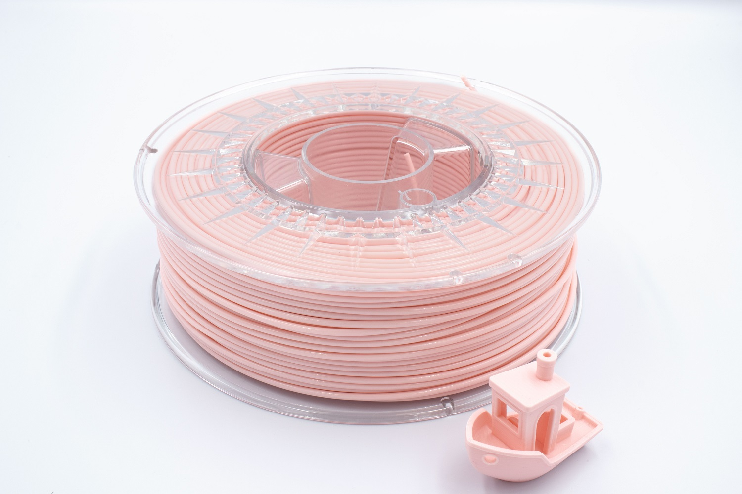 More info on Pretty in Pink Filament
